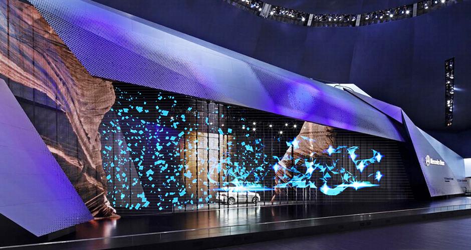 Dễ dàng tổ chức sự kiện với màn hình led