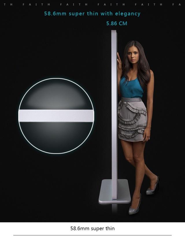 Màn hình cảm ứng kiosk siêu mỏng