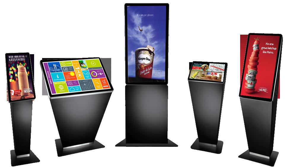 Hoàng trẩn chuyên cho thuê màn hình quảng cáo điện tử 55 inch giá rẻ